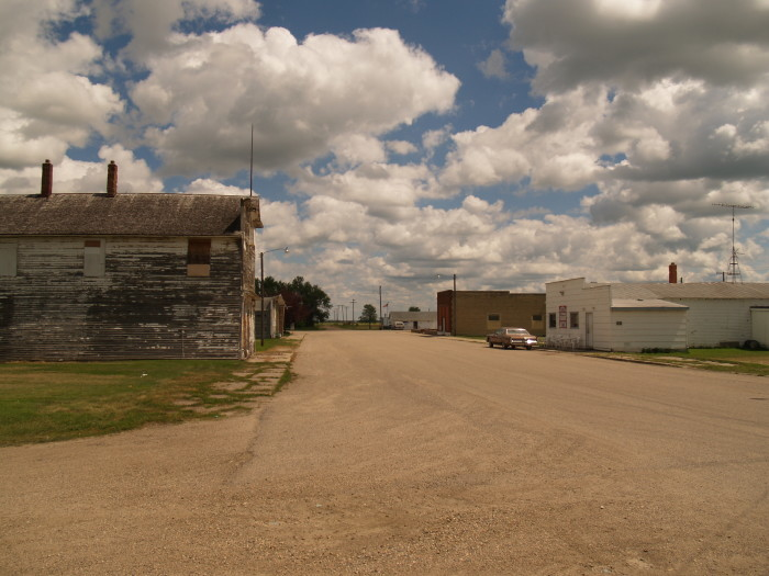 North Dakota - Tiny Towns and Ghost Towns