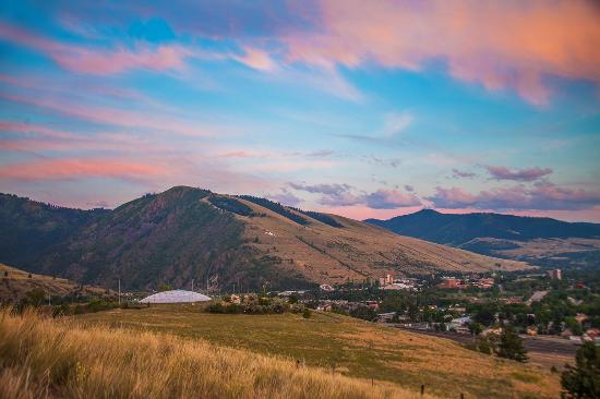 11. Waterworks Hill, Missoula