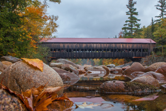 18 Covered Bridges In New Hampshire That You Must See