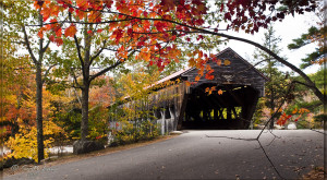 These 18 Beautiful Covered Bridges in New Hampshire Will Remind You of a Simpler Time