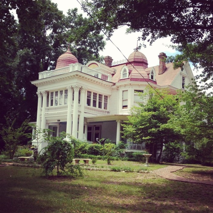 Allen house monticello arkansas pictures