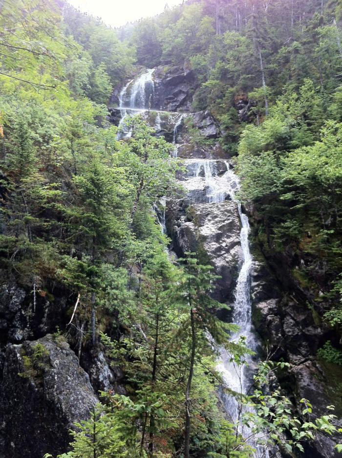 3. Ammonoosuc Falls, Bretton Woods