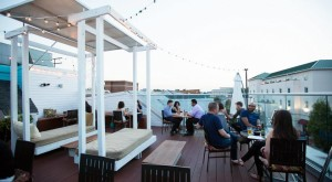 9 Restaurants With Incredible Rooftop Dining In Maryland