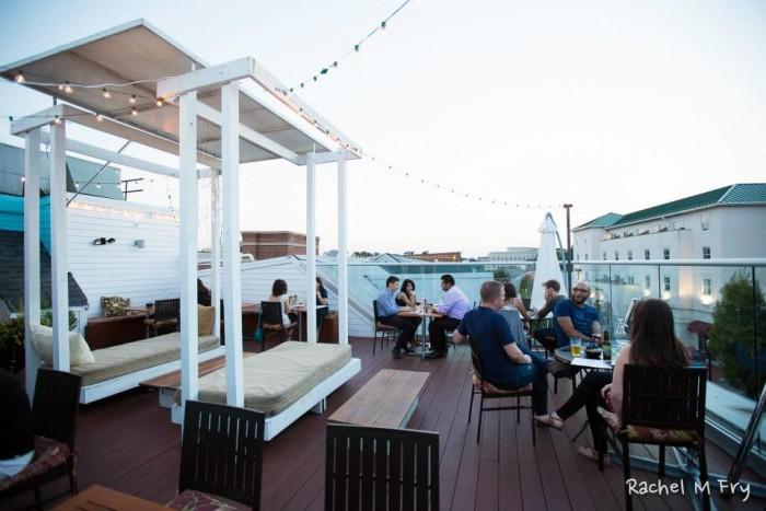1. Metropolitan Kitchen and Lounge, Annapolis