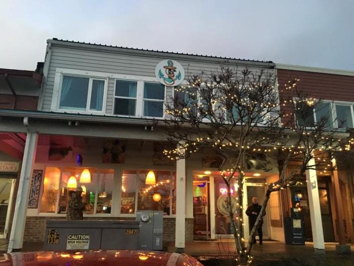 14. Aquamarine Cafe (Kodiak)