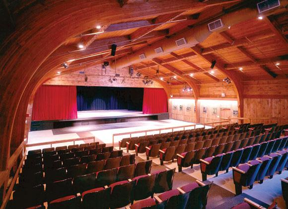 17.  Southern Vermont Arts Center, Manchester