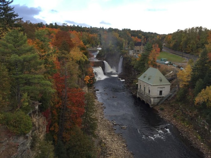 7. Ausable Chasm