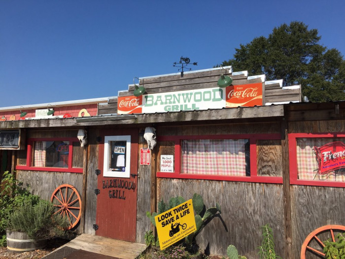 2. The Barnwood Grill - Anderson (2606 Whitehall Rd, Anderson, SC)