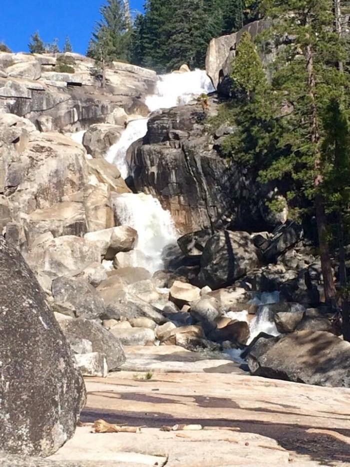 10. Bassi Falls