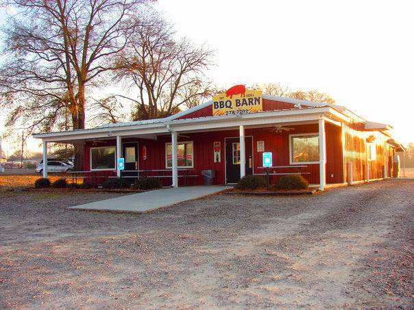 13. BBQ Barn - 10298 Atomic Rd, North Augusta, SC 29841