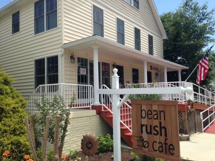6. Bean Rush Cafe, Annapolis & Crownsville