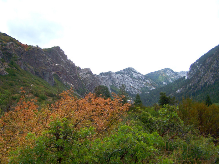 2. Bell's Canyon