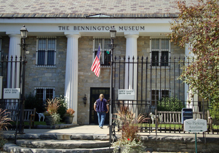 11.  Bennington Museum, Bennington