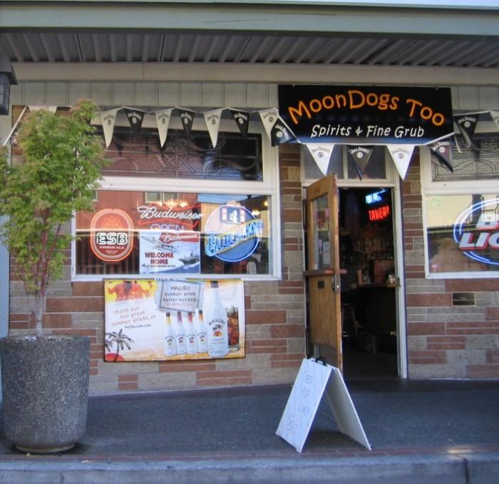 7. Moondogs Too, Port Orchard
