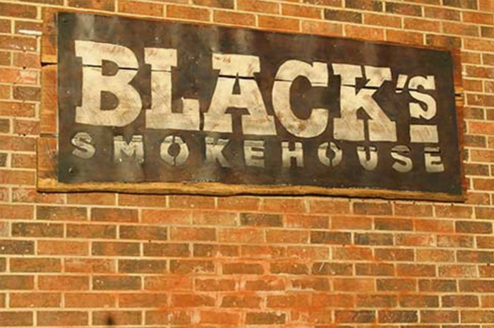 15. Black's Smokehouse - 1528 Blue Ridge Blvd, Seneca, SC 29672