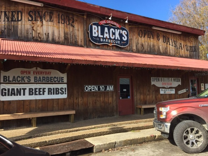 3. Black's Barbecue (Lockheart)