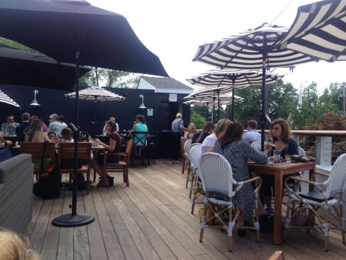 9 Incredible Rooftop Restaurants In Maryland
