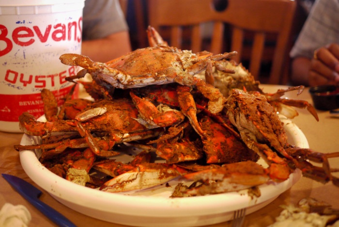 1. Maryland Blue Crabs