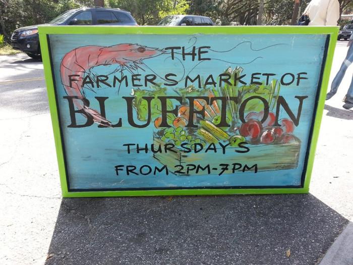 1. Bluffton - Farmers Market of Bluffton