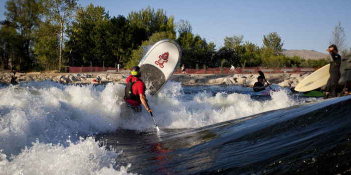 "A Recreation Paradise: Boise was named one of the 10 ""Best Big Cities for Active Families"" by Outside Magazine."
