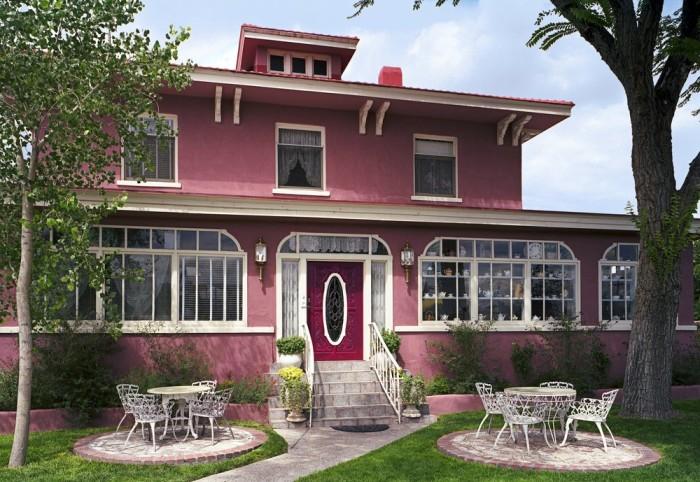 9. Bottger Mansion of Old Town, 110 San Felipe St NW Albuquerque