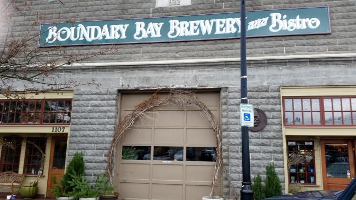 8. Boundary Bay Brewery & Bistro, Bellingham
