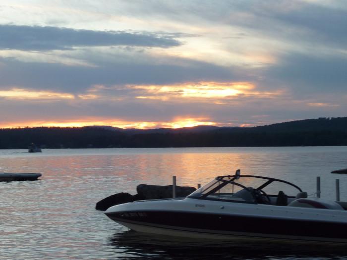 2. Bow Lake