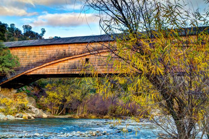10. Bridgeport Covered Bridge -