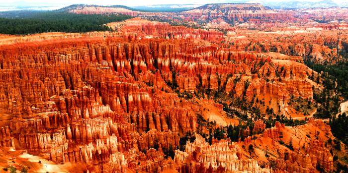 1. Bryce Canyon, Bryce Canyon National Park