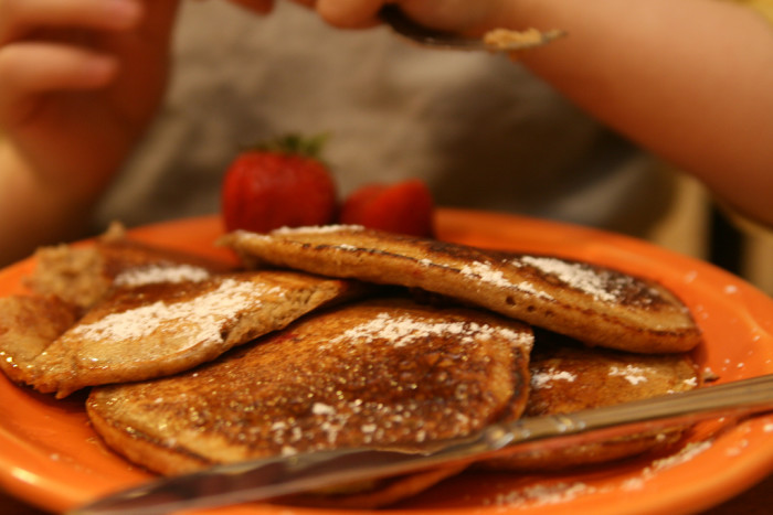 10. Buckwheat Pancakes