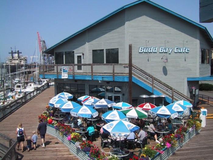 6. Budd Bay Cafe, Olympia