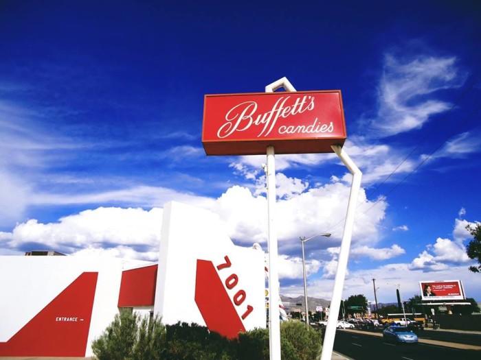 3. Buffett's Candy, Albuquerque