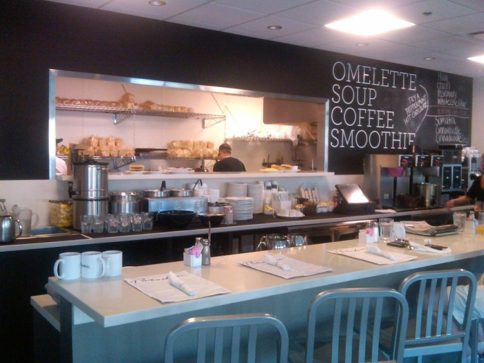 Cafe Patachou Menu