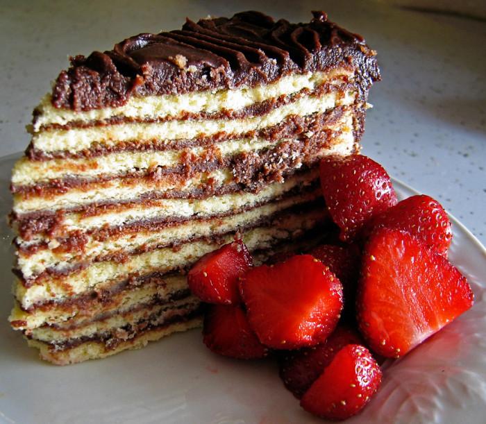 2. Smith Island Cake