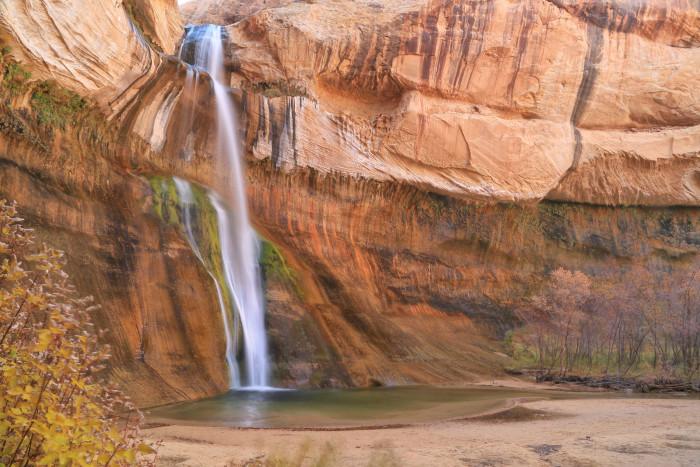 4. Calf Creek Falls