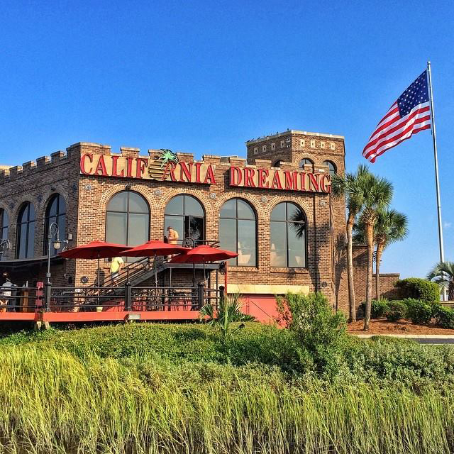 Great Places Eat Virginia Beach: 13 Restaurants With The Best Views In South Carolina