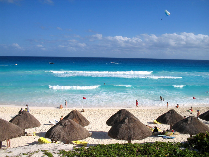 9. If DC isn't quite what you had in mind, maybe you should head to CANCUN.