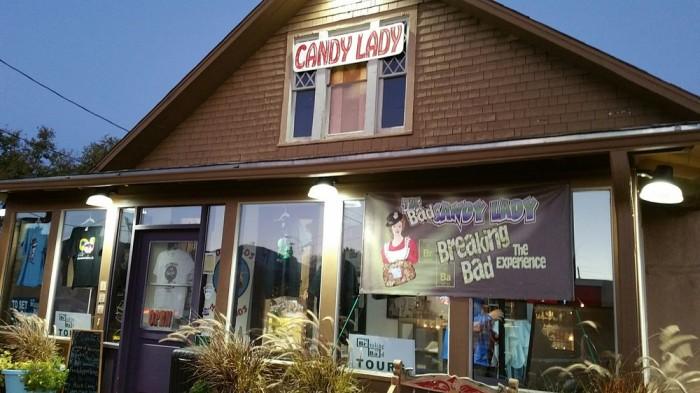 4. The Candy Lady, Albuquerque