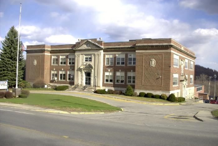 5. Carmel High School - Carmel