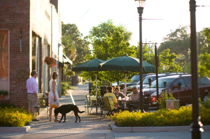 1. Charleston - North Charleston