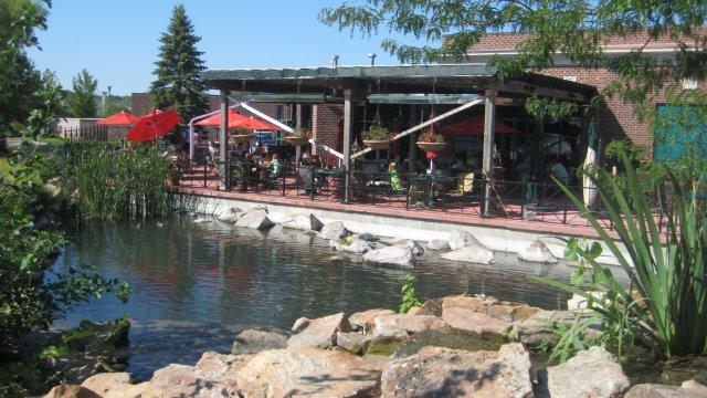 2. Charlie's On The Lake, Omaha