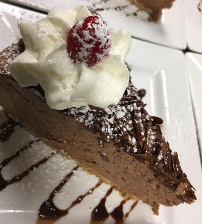 10. Chocolate Cheesecake at Palazzo 1837 Ristorante in Washington, PA