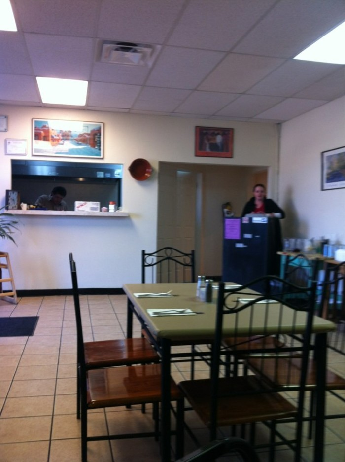 5. Chris' Café, 3568 5. Cerrillos Road, Santa Fe