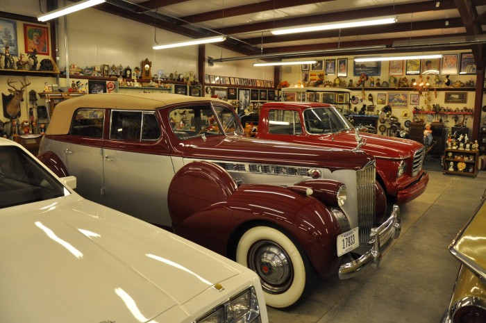 5. Classic Car Collection, Kearney