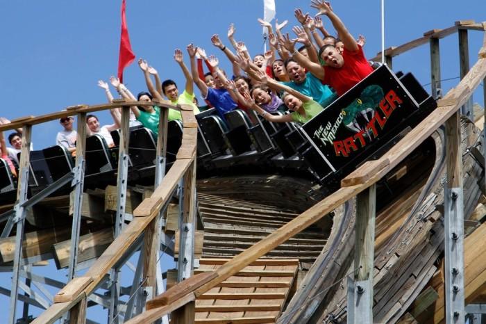 3. Cliff's Amusement Park, 4800 Osuna Road NE, Albuquerque