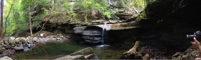 2. Wild Cave Tour at Cloudland Canyon