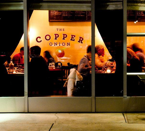 5. The Copper Onion, Salt Lake City