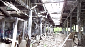 The Remnants Of This Abandoned Copper Mine In Michigan Are Hauntingly Beautiful