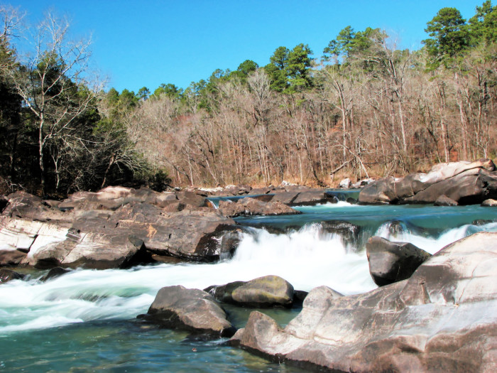 15 Perfect Places To Go In Arkansas If You U2019re Feeling