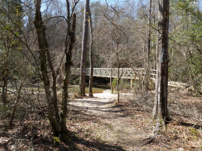 7. Croft State Park - Spartanburg, SC